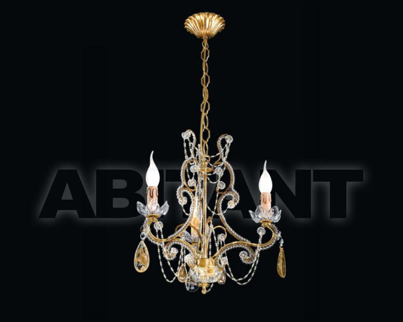 Купить Люстра Renzo del Ventisette & C. S.A.S Legno L 14045/3