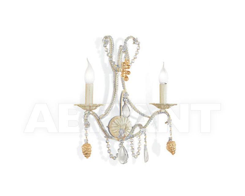 Купить Люстра Renzo del Ventisette & C. S.A.S Legno A 13850/2