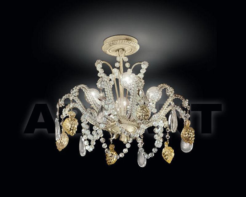 Купить Люстра Renzo del Ventisette & C. S.A.S Legno PL 13850/4