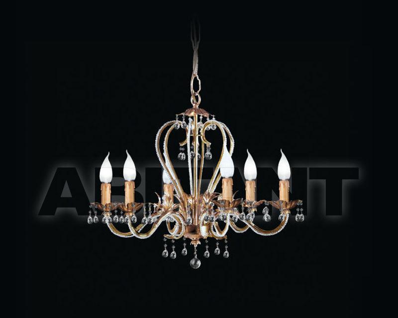 Купить Люстра Renzo del Ventisette & C. S.A.S Legno L 12790/6