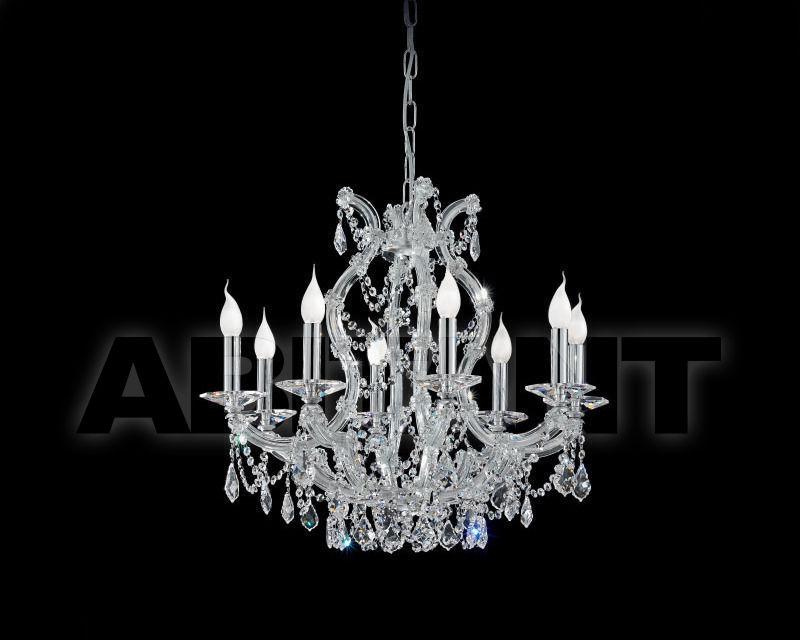 Купить Люстра Renzo del Ventisette & C. S.A.S Cristalli 14393/8