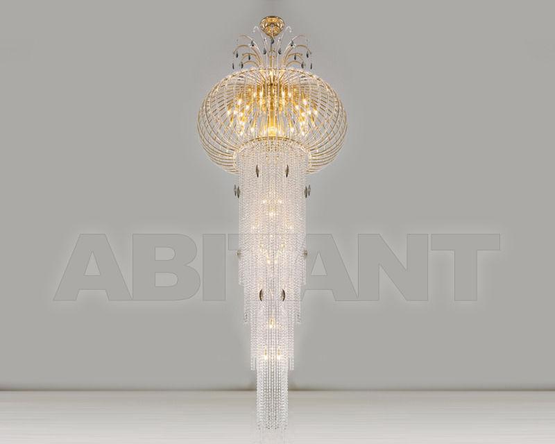 Купить Люстра Renzo del Ventisette & C. S.A.S Cristalli 14362/60 OZ
