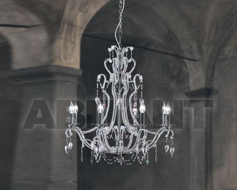 Купить Люстра Renzo del Ventisette & C. S.A.S Cristalli 14234/8