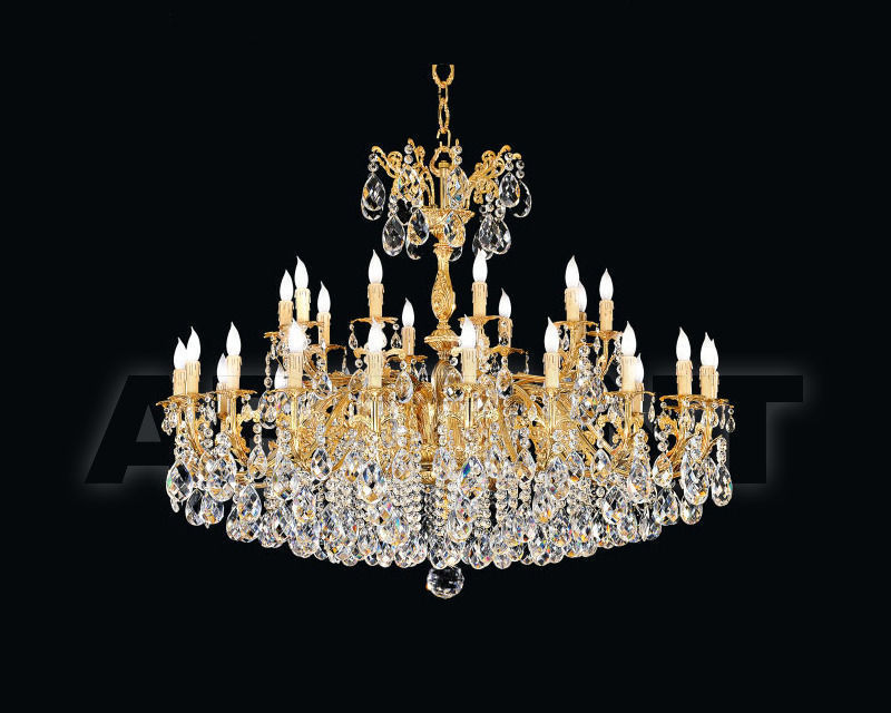Купить Люстра Renzo del Ventisette & C. S.A.S Plafoniere L 12939/20+10