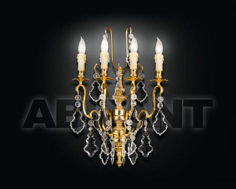 Купить Бра Renzo del Ventisette & C. S.A.S Plafoniere A 12869/4