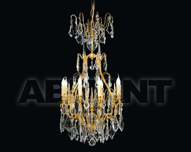 Купить Люстра Renzo del Ventisette & C. S.A.S Plafoniere L 12869/8