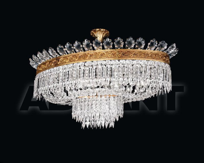 Купить Люстра Renzo del Ventisette & C. S.A.S Plafoniere PL 2033/90 OV
