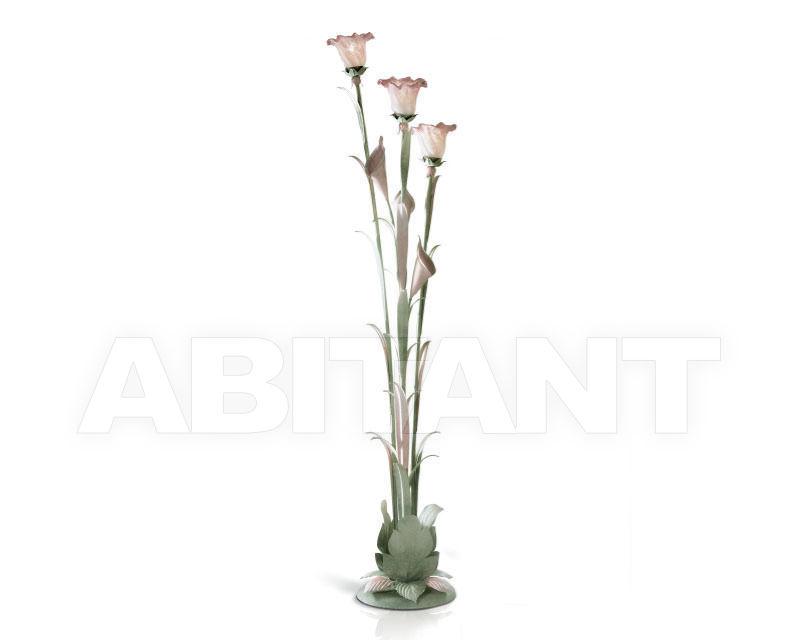 Купить Торшер Renzo del Ventisette & C. S.A.S Floreale LT 13461/3