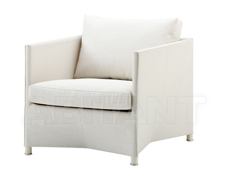 Купить Кресло для террасы Diamond  Cane Line 2014 8402TXW