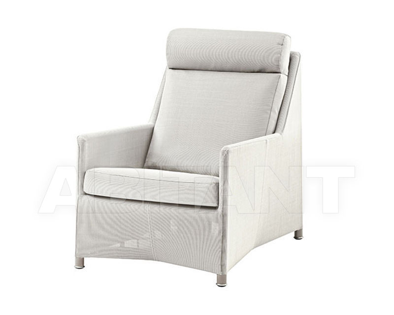 Купить Кресло для террасы Diamond  Cane Line 2014 8403TXW