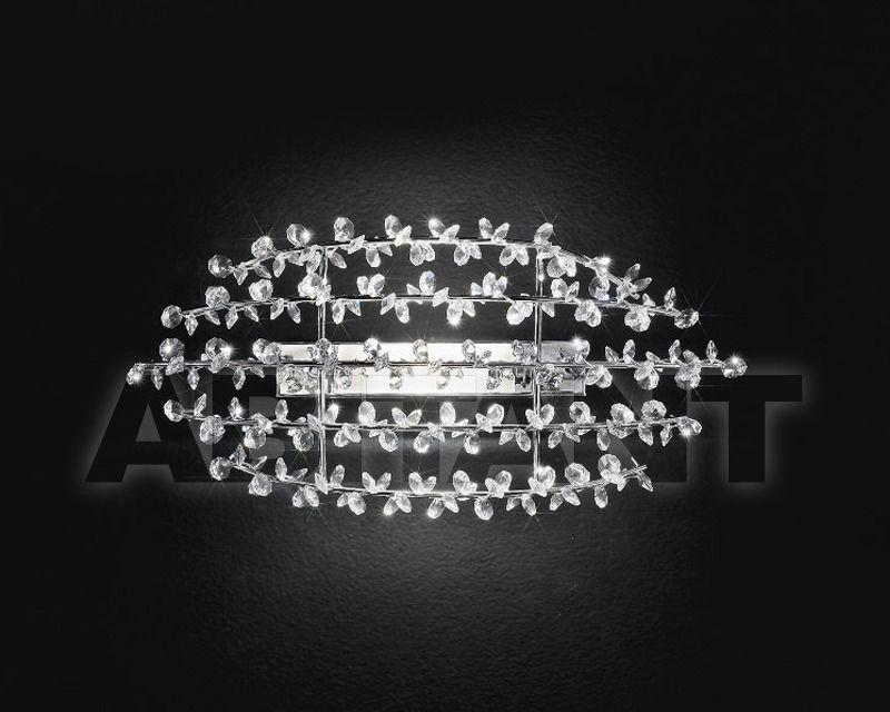 Купить Бра Renzo del Ventisette & C. S.A.S Shineplus A 14287/1 SW