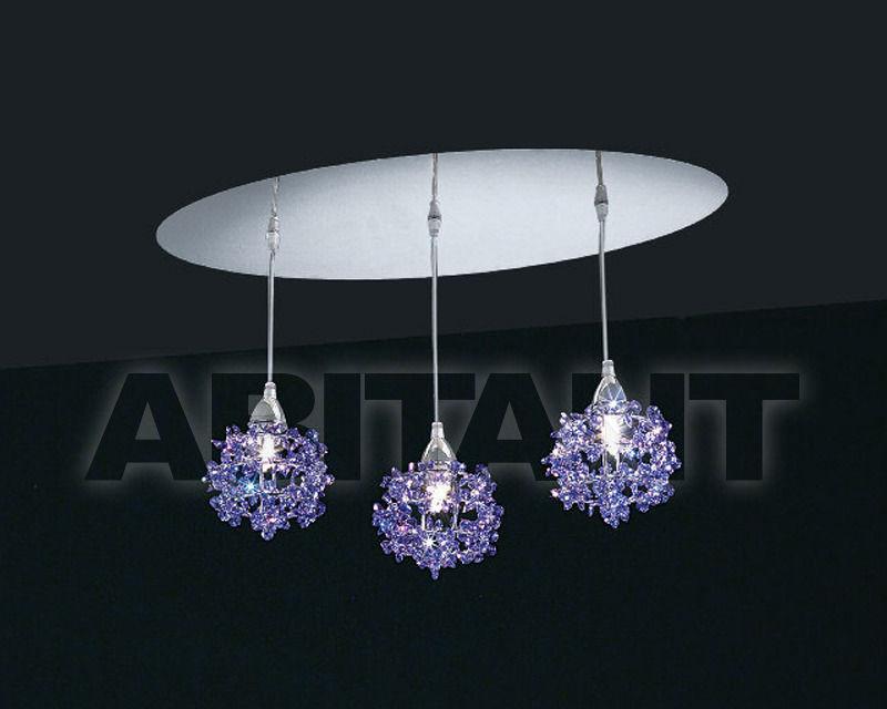 Купить Светильник Renzo del Ventisette & C. S.A.S Shineplus S 14287/3 SW COL