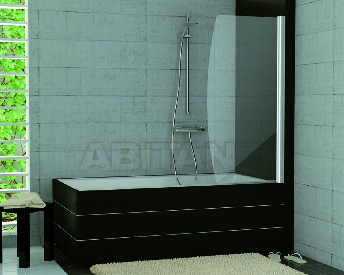 Купить Шторка для ванны Sanswiss  2014 TOPB1 0750