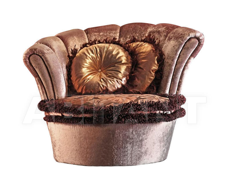 Купить Кресло Formerin Сontemporary Classic MARILYN Poltrona/Arm-chair