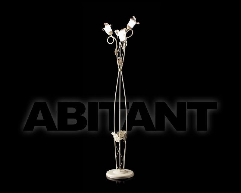 Купить Торшер Ciciriello Lampadari s.r.l. Lighting Collection 2490 avorio piantana 3 luce