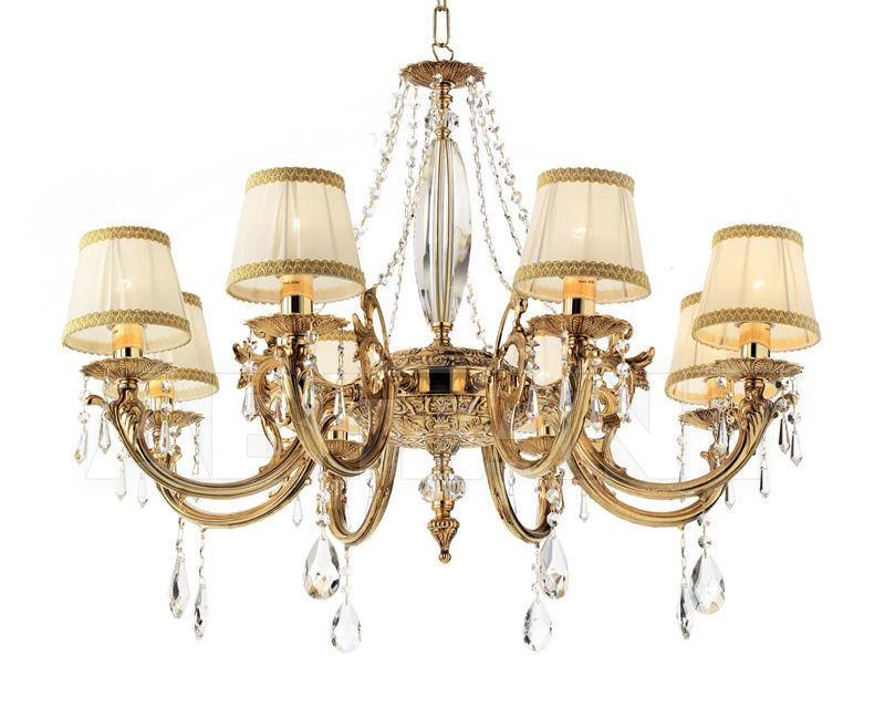Купить Люстра Ciciriello Lampadari s.r.l. Lighting Collection DUBAI lampadario 8 luci