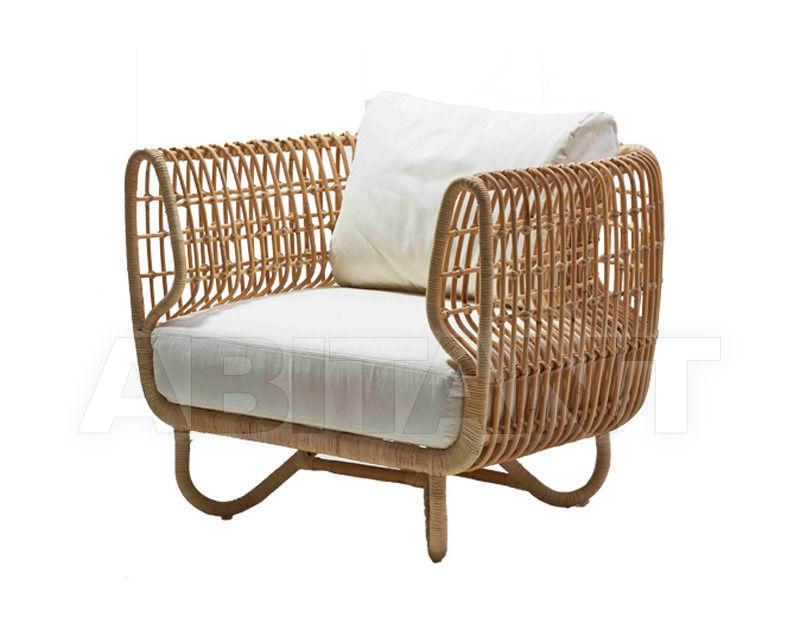 Купить Кресло для террасы Nest Club Cane Line 2014 7421RU