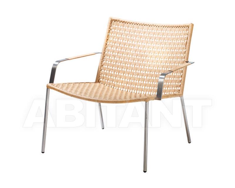 Купить Кресло для террасы Straw lounge Cane Line 2014 7409FU