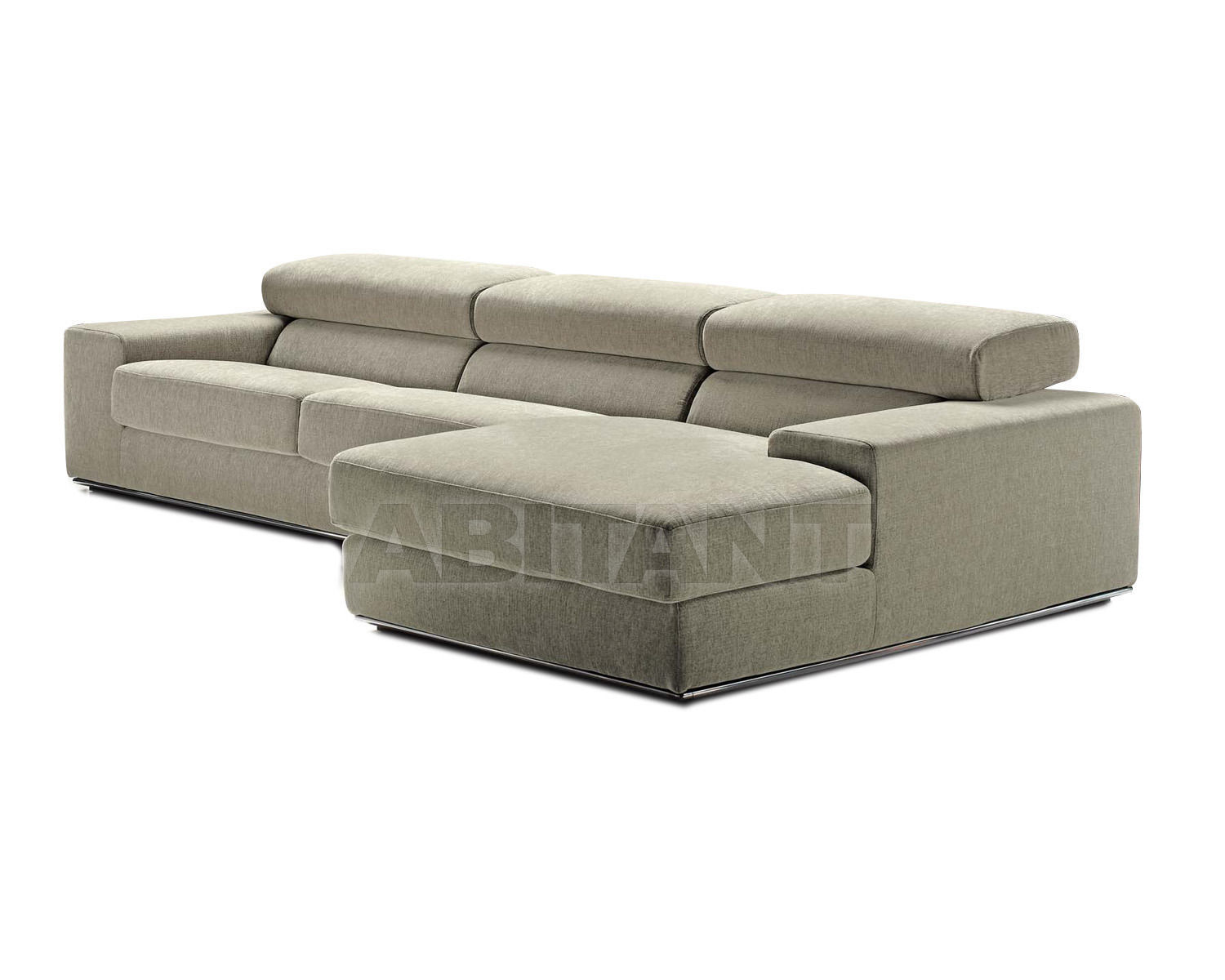Купить Диван Formerin Contemporary Modern RAPHAEL Divano terminale Sofa with 1 arm + Chaise longue