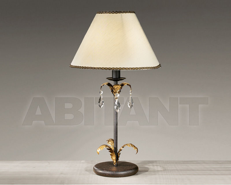 Купить Лампа настольная MM Lampadari Ieri 5098/L1