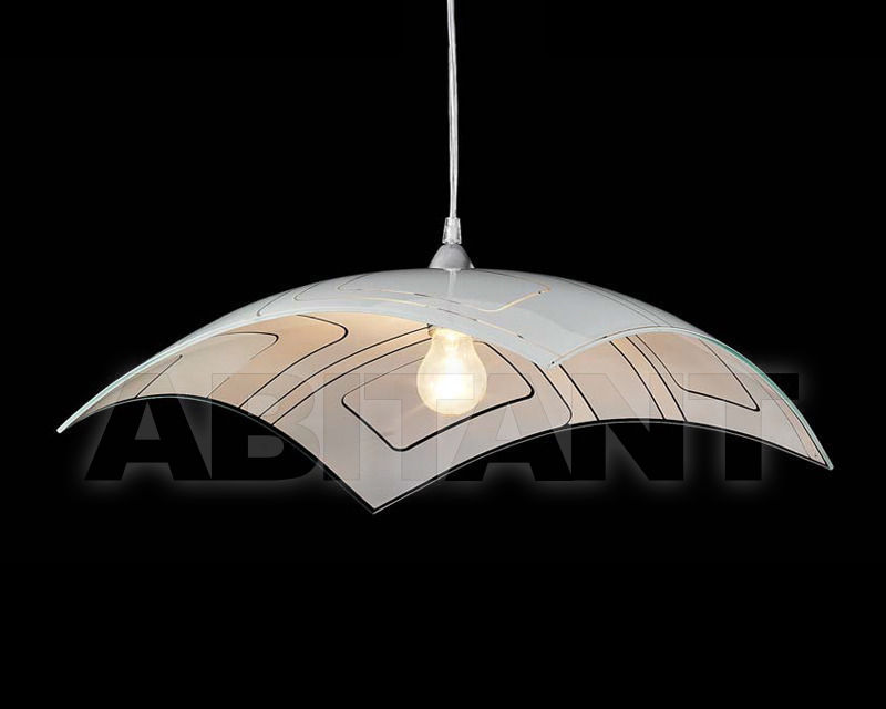 Купить Светильник Ciciriello Lampadari s.r.l. Lighting Collection Samba sospensione bianco