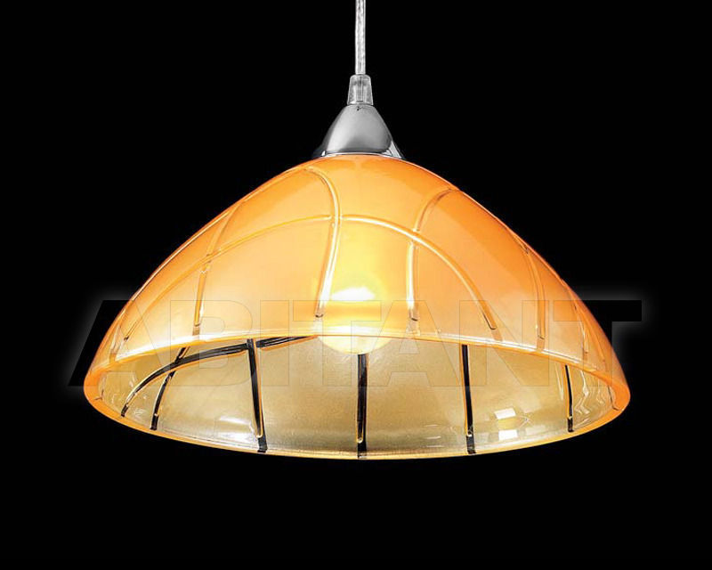 Купить Светильник Ciciriello Lampadari s.r.l. Lighting Collection 645 ambra sospensione dm.30