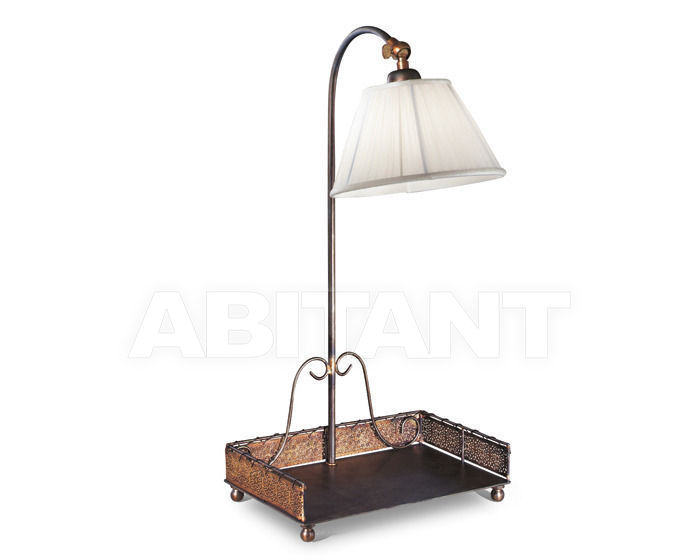 Купить Лампа настольная MM Lampadari Ieri 6705/L1