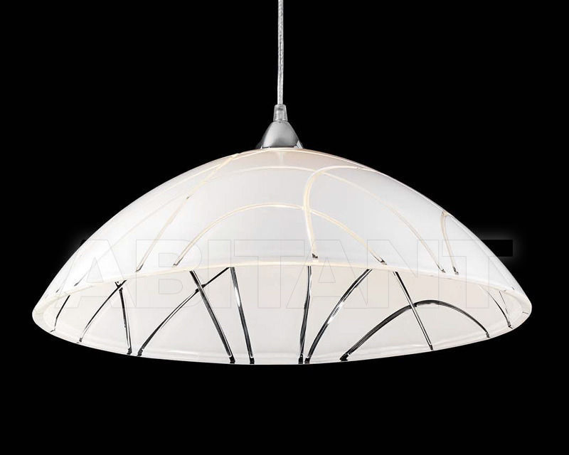 Купить Светильник Ciciriello Lampadari s.r.l. Lighting Collection 645 bianco sospensione dm.50