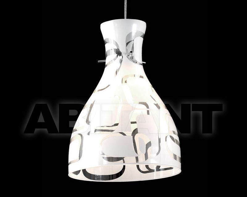 Купить Светильник Ciciriello Lampadari s.r.l. Lighting Collection IMBUTO 35 sospensione dm.35 bianco