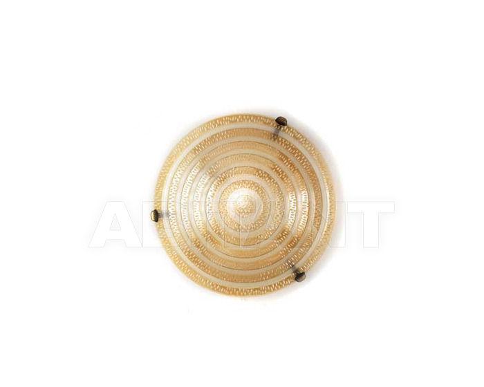 Купить Светильник Ciciriello Lampadari s.r.l. Lighting Collection 640 ambra plafoniera dm.30