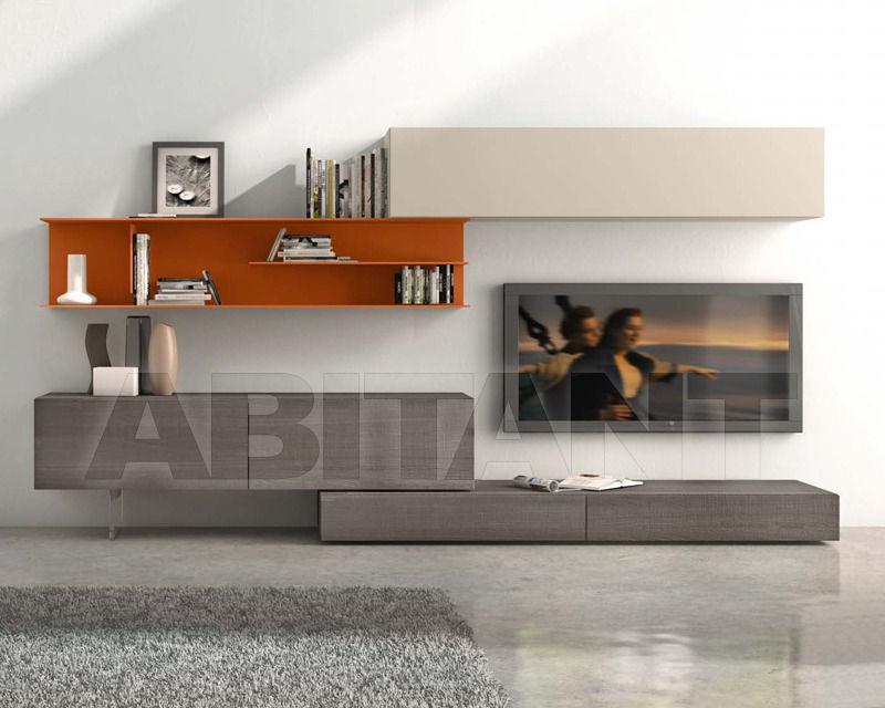 Купить Модульная система Presotto I-modulart COMPOSIZIONE 278