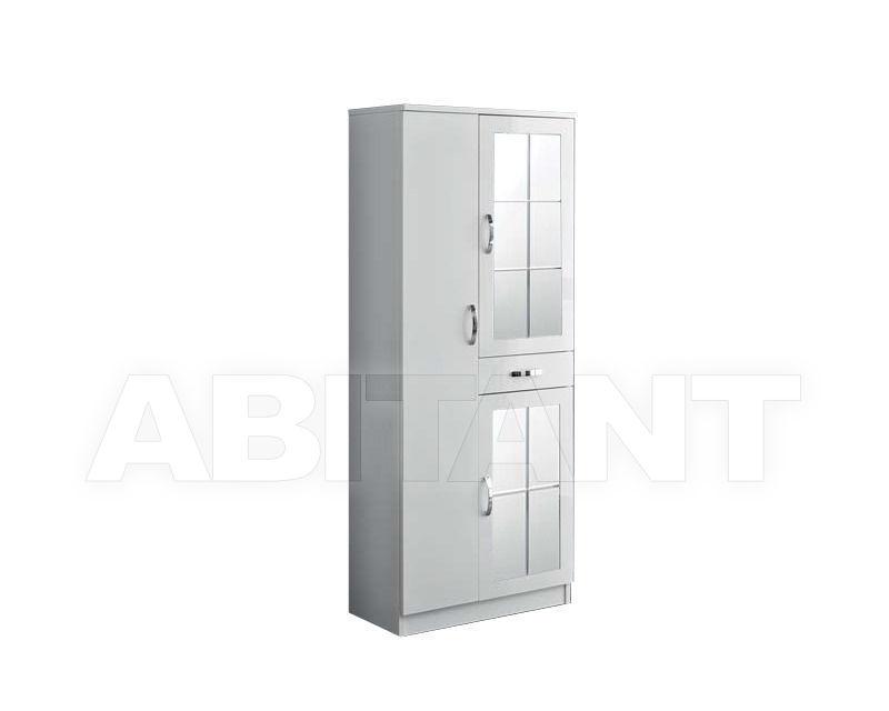 Купить Шкаф для ванной комнаты Ciciriello Lampadari s.r.l. Bathrooms Collection C504SP
