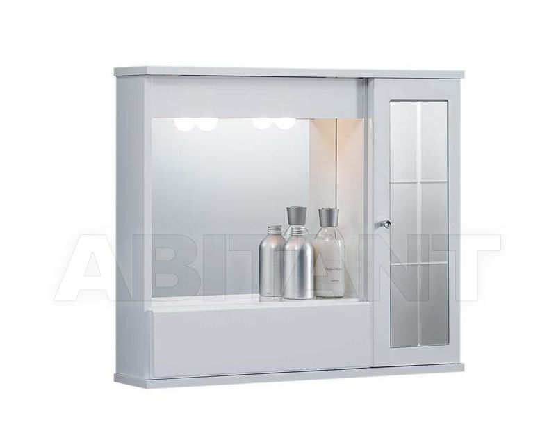 Купить Шкаф для ванной комнаты Ciciriello Lampadari s.r.l. Bathrooms Collection GIOVE 01 da 60cm