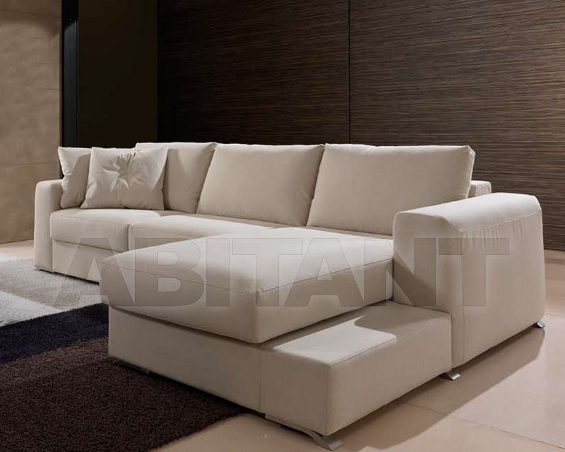 Купить Диван DONALD Vega Salotti Soft 2 posti 1 br. sx-chaise longue br. dx  DONALD