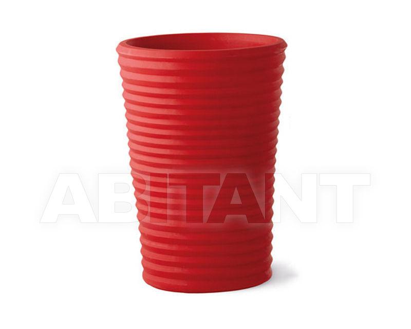 Купить Кашпо Slide Pots SD POT050 red