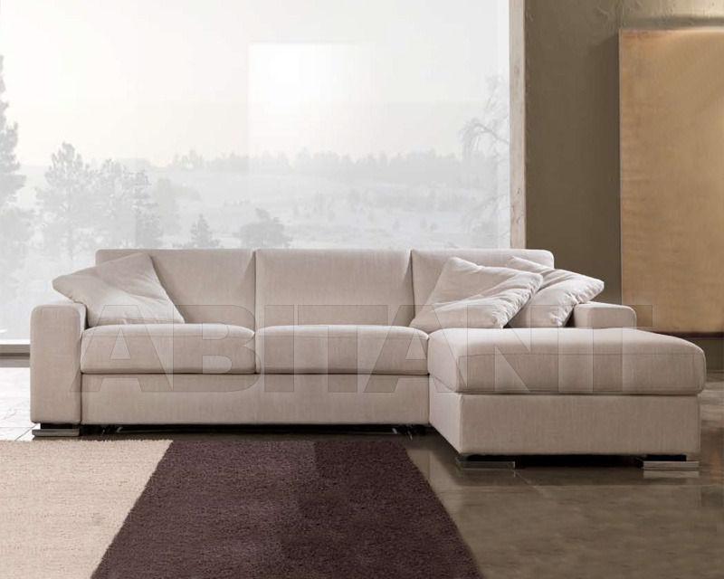 Купить Диван GORDON Vega Salotti Soft 2 posti 1 br. sx chaise longue br. dx