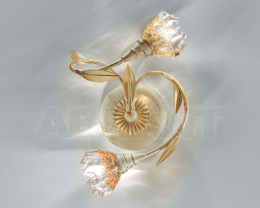 Купить Светильник настенный LORY BR-AV Antea Luce Generale Collection 4970.2 spot