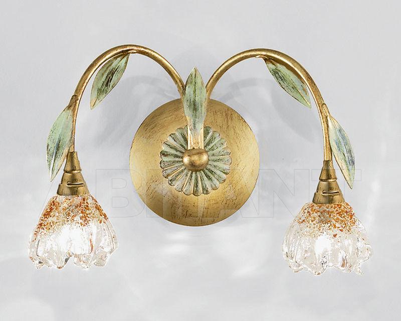 Купить Светильник настенный LORY BR-AV Antea Luce Generale Collection 4974.2