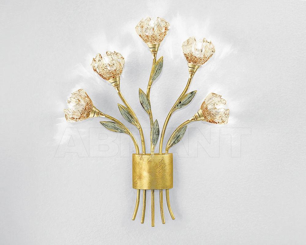 Купить Светильник настенный LORY BR-AV Antea Luce Generale Collection 4974.5
