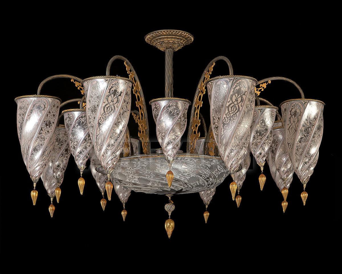 Купить Люстра Archeo Venice Design Lamps&complements F6/17 NE