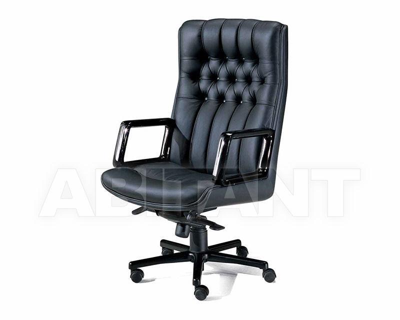 Купить Кресло для кабинета OLIMPUS PELLE  Elledue Office USE2726