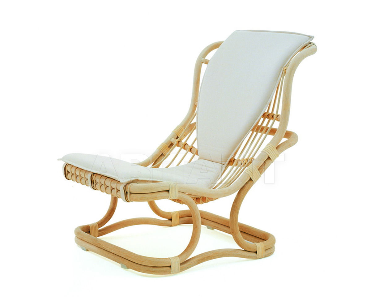 Купить Кресло для террасы  PUNTO E VIRGOLA Bonacina1889 s.r.l. In Door Out 09030