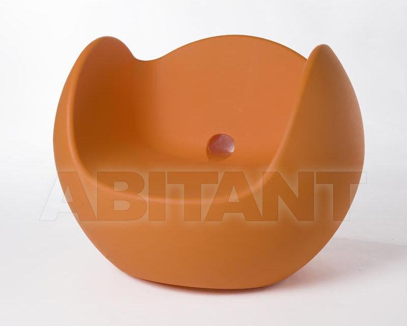 Купить Кресло для террасы Slide Furniture SD BLO075 orange