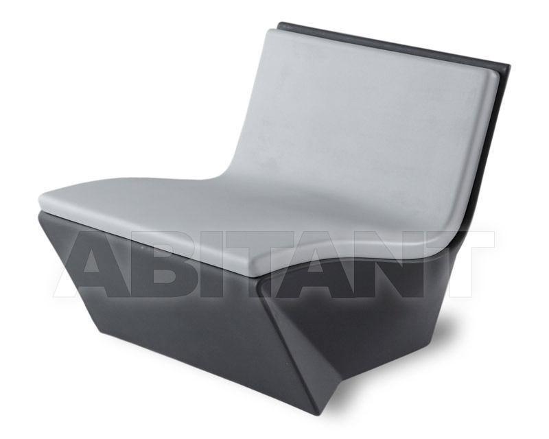 Купить Кресло для террасы Slide Furniture SD ICH070+SD ICH071 white
