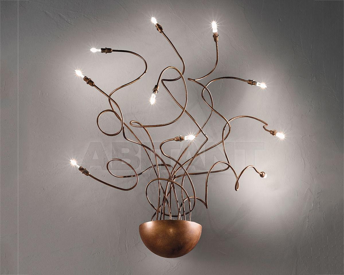 Купить Светильник настенный SAGITTA  ANTICATA Antea Luce Generale Collection 5574.10 ANT