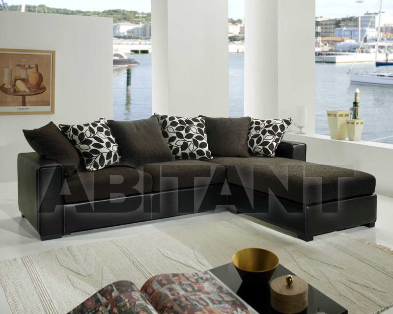 Купить Диван KELLY Zanisofa srl 2013 Mod.  KELLY corner sofa
