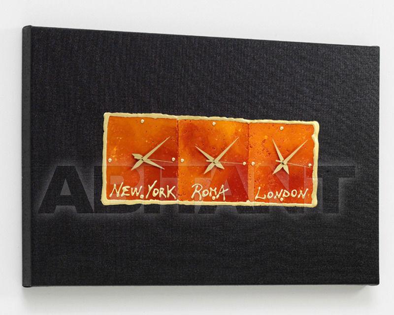Купить Часы настенные Pintdecor / Design Solution / Adria Artigianato Clocks P1324