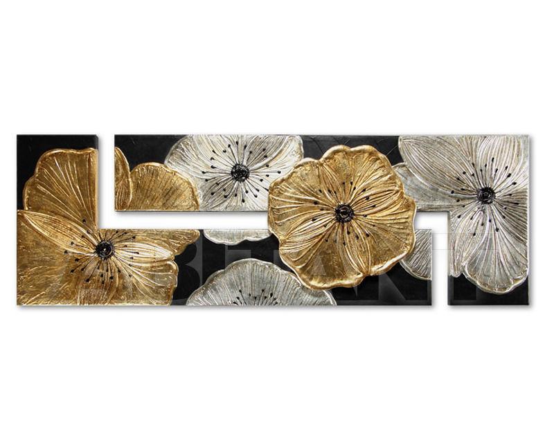 Купить Декоративное панно Pintdecor / Design Solution / Adria Artigianato Clocks P3886