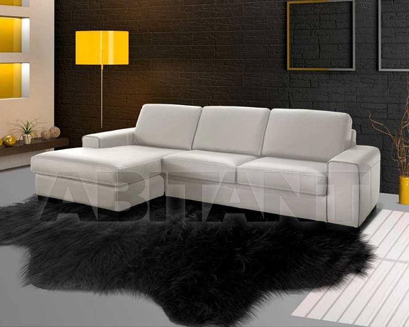 Купить Диван SANDRA Zanisofa srl 2013 Mod.  SANDRA 3P+left corner sofa