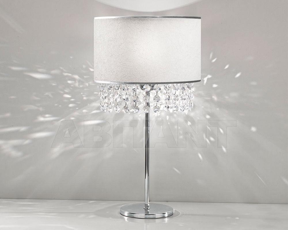 Купить Лампа настольная CAMILLA Antea Luce Generale Collection 5827.20 CRIST